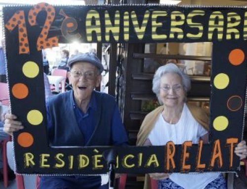 12è aniversari de la Residència Relat